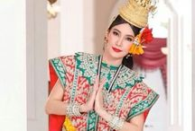 Thai costume  / by Narisara J Griffaw