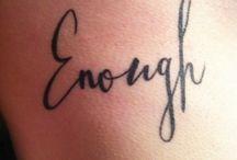 Tattoos / by Kimberly Servantes