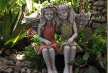 fairy gardens / by Jo Craven