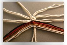 CRAFTS (MACRAME) / EVERYTHING THAT IS MADE OF MACRAME. / by JenisJewelryDesigns