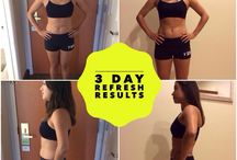 3 Day Refresh / Within three days loose a few pounds, break bad eating habits, get a clean break, loose the bloat....all without STARVING. / by Melissa Litchfield