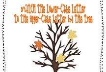 FREE Fall Downoads / Teacher-created items selected for Fall. / by TeachersPayTeachers