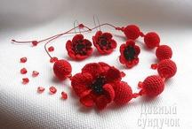 Crochet,knit / by Eva Mareková