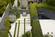 outdoor living and gardens / by Donald Fields
