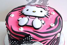 Hello Kitty / by Wendy Reed