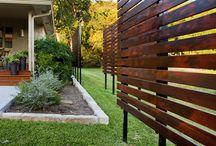 backyard  / by Cora Coppock