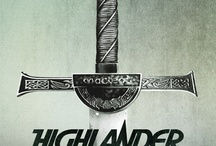 Highlander / by Richie MacLeod