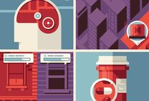 Entropii: Illustration / Graphic Design Inspiration / by Entropii