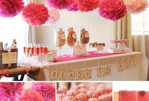 Party Ideas / by Amy Smith