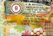 Journaling / Zentangles  / by Andrea Warren
