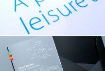 brochure & Print / by H E E H U N .