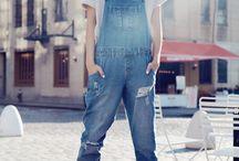 Overalls & other fashionable attire. / by Amanda Dixon