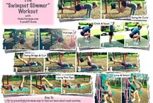 Fitness / by Kimberly