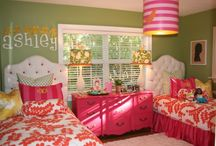 Girls Bedroom / by Wendy Chavez