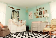 Nursery/Decorating for Baby Ideas / by Melissa VanNuys