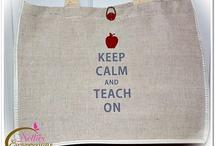 Those Who Can, Teach / by Christina F
