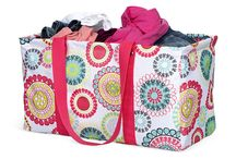 Small Space Solutions / From closets to mudrooms, we know what it's like to organize small spaces - that's why we're sharing a few products that make it easy and stress-free. / by Thirty-One Gifts