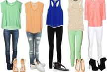 Outfits / by Paula Stevenson