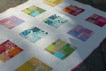 Quilting / by little gray bird