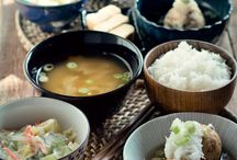 japanese food / by Tanabe Machiponko