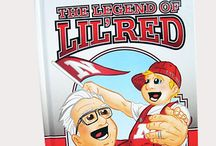 Lil' Red and Herbie Husker / by Nebraska Huskers