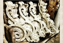 DETAILS, DETAILS / Architectural and furniture details and craftsmanship / by Pam Stovall