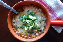 healthy recipes / by Mechel Wall