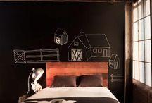 Inspiring Rooms / by Lydia Cornue
