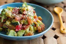 Venture to be Vegan - Salad / by Jamie Giangreco