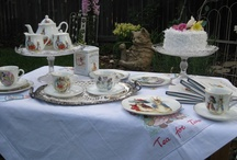 English Gardens, Cottages, and Tea / by Natalia