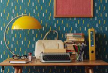 Retro Rooms / by Marci Greenfield