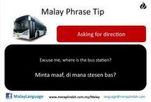 Malay Mastery / by Merapi Indah