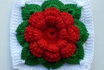 Crochet - Squares / by Sharon Blignaut