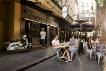 Melbourne - The possibilities are endless / Weather it's food & wine, shopping or coffee, Melbourne has something for everyone. Why not indulge in a weekend getaway to discover the hidden gems and endless possibilities of Melbourne for yourself. / by Virgin Australia