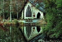 Favorite Places & Spaces / by Mary Russell