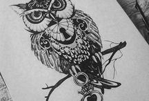 Tattoo ideas / by Pablo Maya