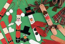 Christmas Crafts for Kids / by Go Bananas Toys
