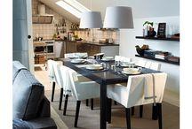 Dining Room / by Hannah Millon-Garvey
