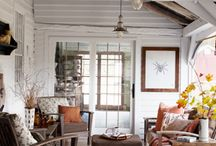 Home Design Living Rooms / by Kristin Castellano