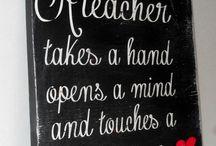 Teachers / by Jodi Parsons