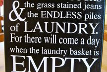 Laundry / by Michelle Teves