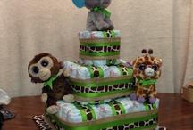 Maria's baby shower / by Sarah Tsiamas