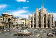Favorite Places & Spaces / by Sheraton Milan Malpensa