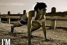 Get fit / by Tiffany Gorum