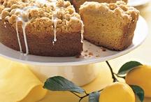 Food - Coffee Cakes/Cinnamon Rolls/Donuts / by Denise Berey
