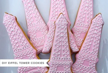 beautiful cookies / by Georgia O'Flaherty