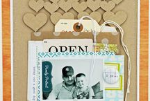 Scrapbooking / by Melissa Campbell