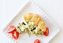 Recipes: Lunch Slump Solutions / by Camie Thomas