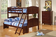 Kids bunkbeds / by Morgan