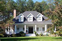 New Home Ideas - Exterior / by Carolyn Dawe